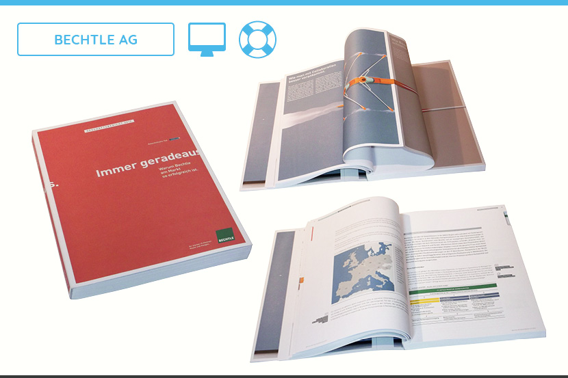 Projekt/Referenz Bechtle AG © Denny Welle